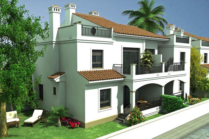 Недвижимость в испании недорого цены