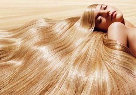 Красивые волосы настоящая роскошь