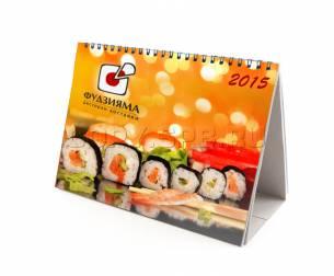 Календари в качестве сувениров