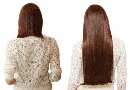 Как быстро нарастить волосы